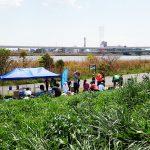 第23回UP RUN 荒川東大島河川敷スプリングマラソン(15km)