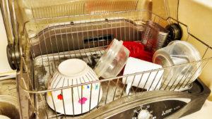 お皿洗いというもの